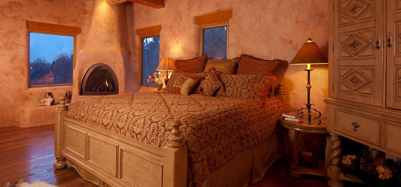 New Mexico Style Speas Interior Design